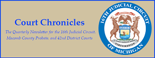 icon for Court Chronicles Quarterly Newsletter