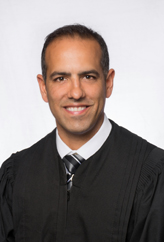 Judge Michael Servitto